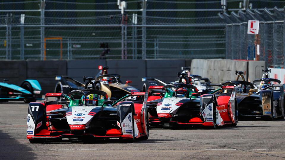 Exiting Formula E, entering the DTM