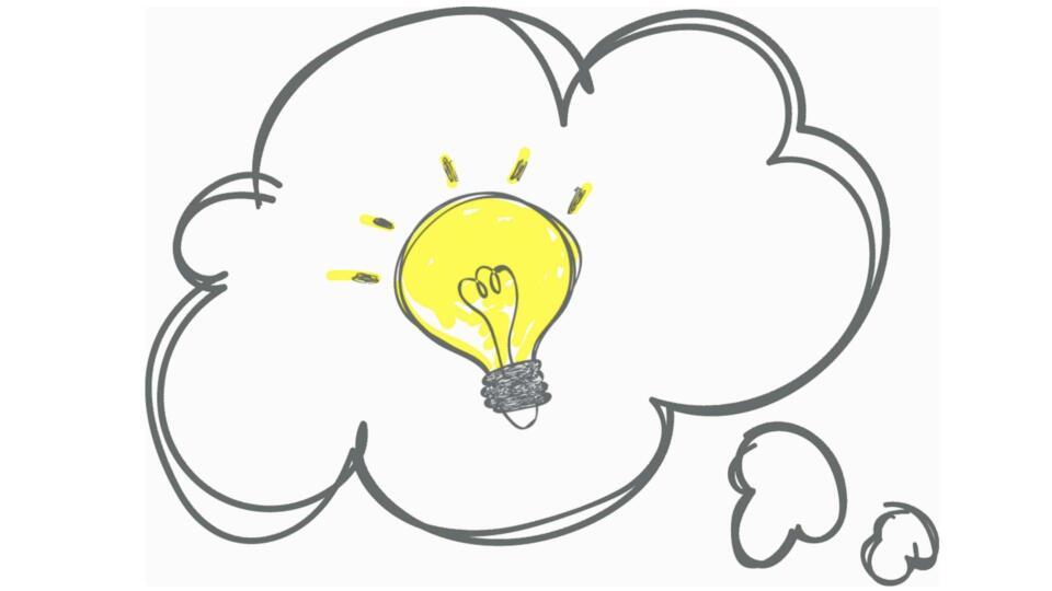 Wie eine Idee ein Erfolg wird