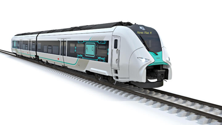 Trains in transition