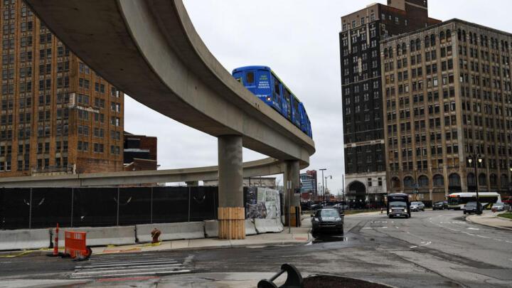 Motor City is reinventing itself