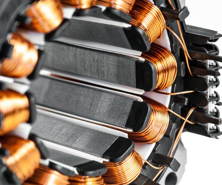 Die Einzelzahn-Wicklung benötigt den geringsten Bauraum und bietet Produktionsvorteile für Wickelköpfe