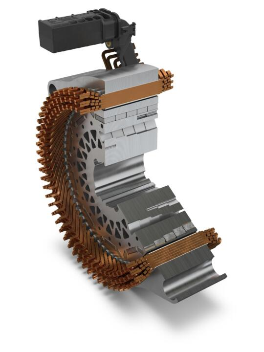The future wound in a coil