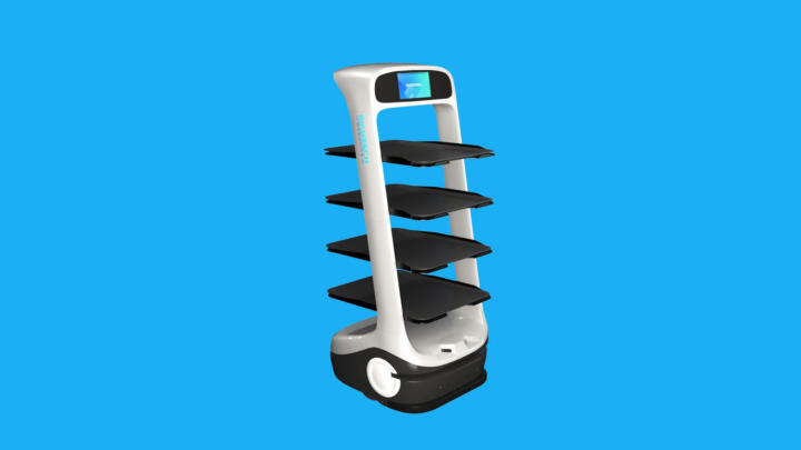 Peanut, the robotic waiter, may not be of huge help in serving meals to patrons but clearly shows which way things in the restaurant business may be headed, considering the severe shortage of labor there. Using lidar technology, the robo-waiter autonomously takes tableware from place A to place B. However, it's unable to autonomously set tables nor truly work together with people. Albeit, what's already possible in industrial settings should soon work in restaurants too.