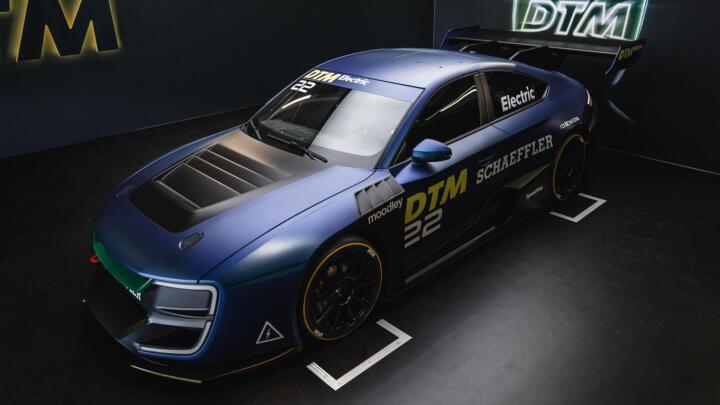 Ausstieg aus der Formel E, DTM-Einstieg