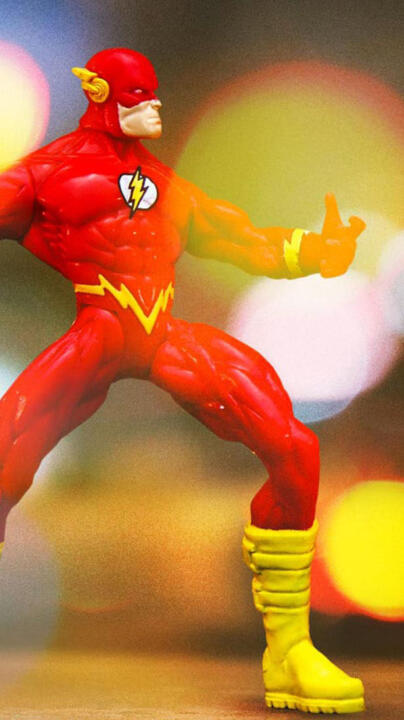Heroes with superspeed