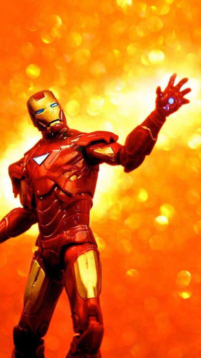 Helden mit Superspeed