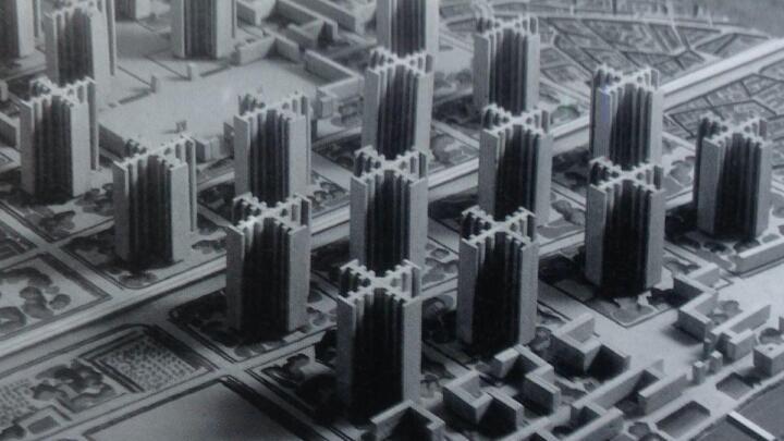 Städte aus dem Nichts