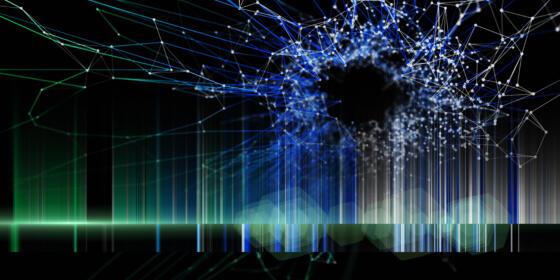 Quantum leap in the web