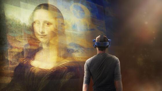 Digital renaissance of a masterpiece