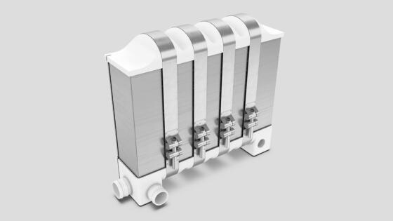 E-Werk an Bord: Brennstoffzelle